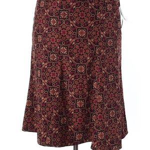 Briggs New York A-Line Skirt NWT